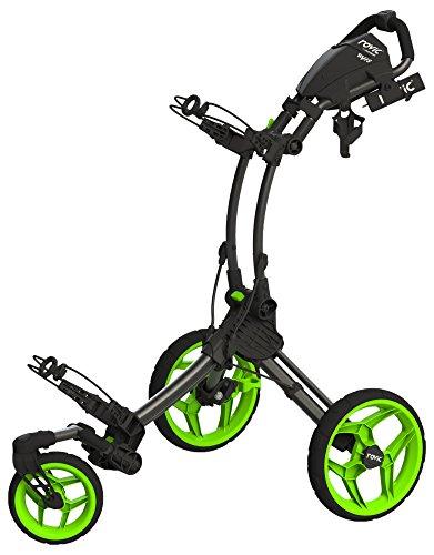Clicgear Rovic rv1s giratorio para carrito de Golf