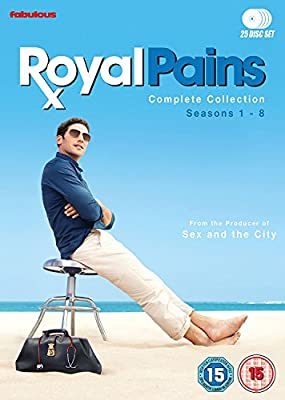 Royal Pains Complete Collection [DVD]