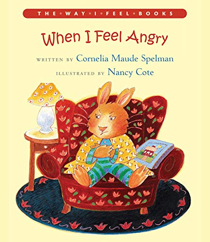 When I Feel Angry (The Way I Feel Books) (English Edition)