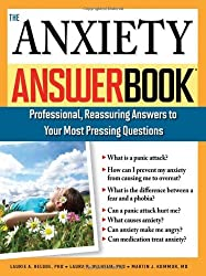 The Anxiety Answer Book by Martin Kommor M.D. (2005-07-01)