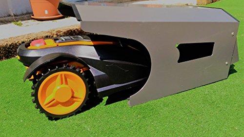 Worx Landroid M Maeroboter Jolly Garage