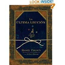 La última lección (Spanish Edition)