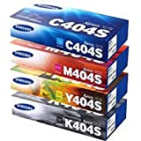 Samsung Toner 404s Value Pack Set