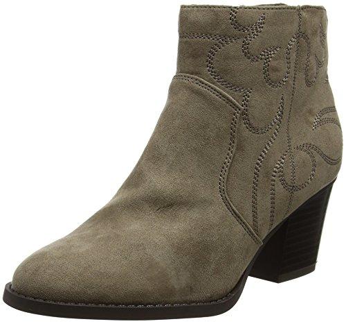 New Look Wide Foot Cowboy, Botas para Mujer, Marrón (Light Brown), 39 EU