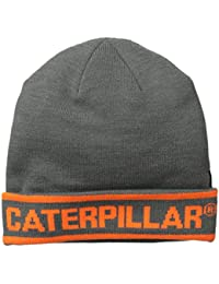 a737571904c Caterpillar Mens   Womens Johnston City Pom Bobble Beanie Hat · £9.37 -  £14.27 · Caterpillar Men s Stand-Out Knit Cap