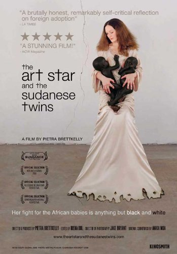 The Art Star and the Sudanese Twins Plakat Movie Poster (11 x 17 Inches - 28cm x 44cm) (2007)