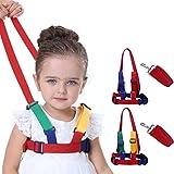 Dulcklane Kindergeschirr, Kindersicherheit unterwegs, Geschirr/ Leine/ Haltegurt für Kind und Kleinkind in der Öffentlichkeit