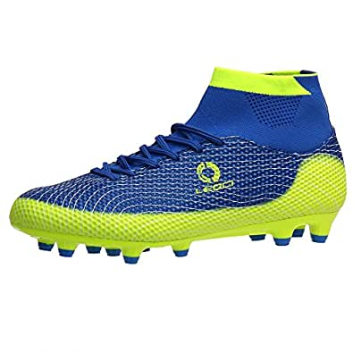 A Leader Kids Football Training Shoes Outdoor Soccer Boots