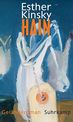 Hain: Geländeroman (Dunkle Zahlen)