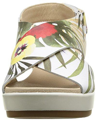 Pikolinos - Mykonos W1g, Sandali Donna Multicolore (Multicolore (White))