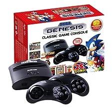 Sega_Genesis - Consola Retro Sega Mega Drive Wireless, Edición Sonic 25th Anniversary