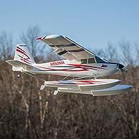 E-Flite RC Avion Timber BNF Basic
