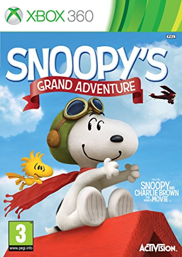 Price comparison product image Peanuts Movie: Snoopy's Grand Adventure (Xbox 360)