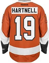 Philadelphia Flyers Premier Sewn NHL Jersey - Hartnell #19 - Mens Extra Large - NWT