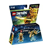 Cheapest LEGO Dimensions  LEGO Ninjago  Lloyd (Gold Ninja) on PlayStation 2