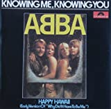 KNOWING ME KNOWING YOU / HAPPY HAWAII. CD SINGLE