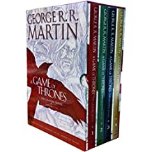 A Game of Thrones Graphic Novel 4 Books Collection Box Set George R.R. Martin by George R.R. Martin (2015-08-06)