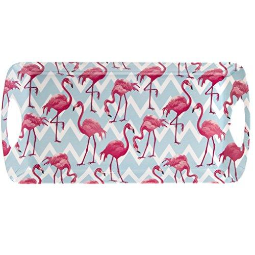 Leonardo Collection Flamingo Bay Medium Plateau à sandwich/Plateau de service