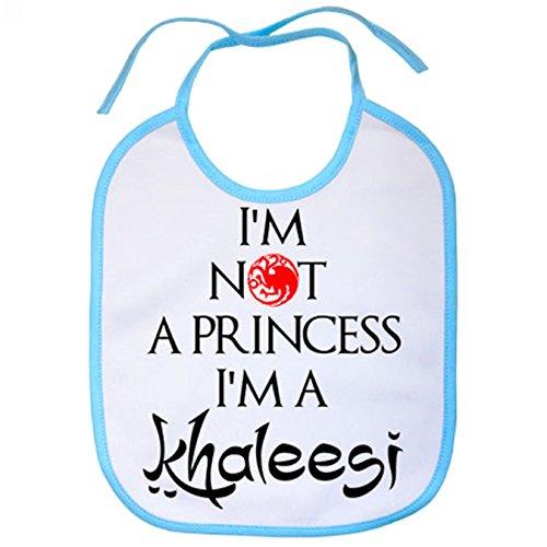 Babero-Game-Of-Thrones-Juego-de-Tronos-I-Am-Not-A-Princess-I-Am-A-Khaleesi