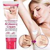 GARYOB Natural Whitening Cream Get Rid of Dark Armpit/Inner thigh/Elbow/Knee/Private Part Nipple Whitening Pinkish Bleaching Cream