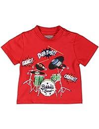 boboli, 321051 - Camiseta Punto Liso para bebé-niños