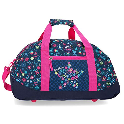 Movom Nice Flowers Travel Bag