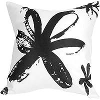 Fodera per cuscino con cerniera 40x40cm, stile scandinavo svedese, in