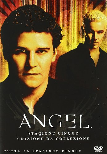 Angel(collector's edition)Stagione05