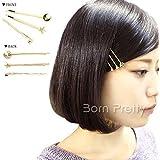 3Pcs/set Moon Star Design Hair Clip Hair Pin …blue