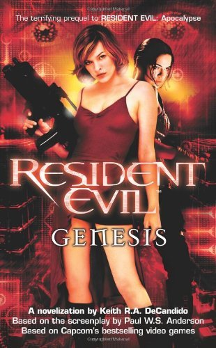 Genesis (Resident Evil (Pocket)) by Keith R. A. DeCandido (2004-06-29)