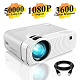 Best Pico Projectors - Mini Projector, ELEPHAS 3600 Lumens Portable Projector Max Review