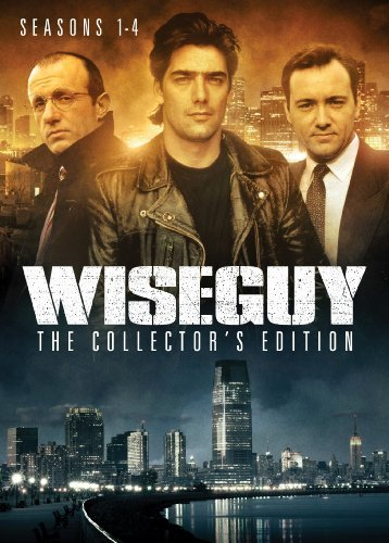 Wiseguy: The Collector's Edition (Seasons 1- 4) by Ken Wahl