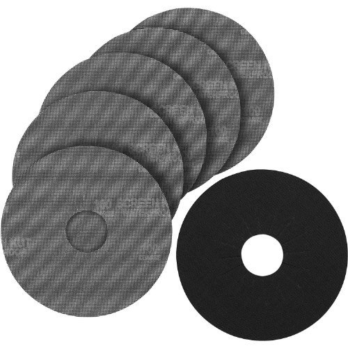 PORTER-CABLE 79120-5 120 Grit Hook & Loop Drywall Sander Pad & Discs by PORTER-CABLE