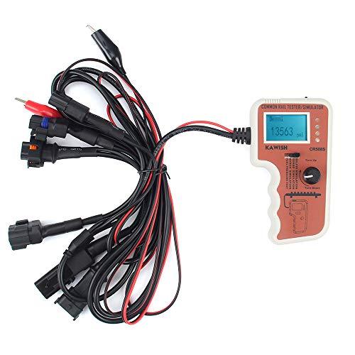 Preisvergleich Produktbild Hadeyicar CR508 S,  digitales Common-Rail-Druckprüfgerät und Pumpensimulator für Hochspannungsmotor-Diagnosetools,  bietet mehr