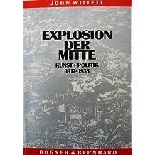 Explosion der Mitte. Kunst + Politik 1917-1933