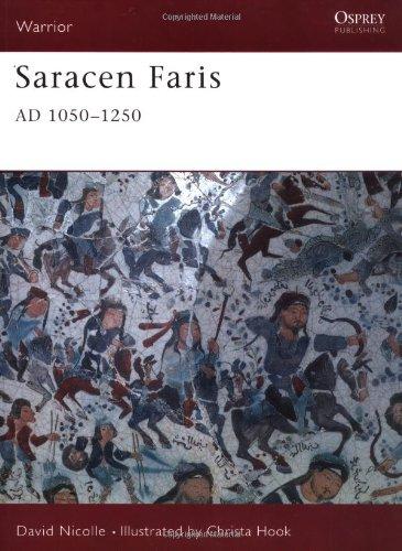 Saracen Faris AD 1050-1250 (Warrior) por Dr David Nicolle