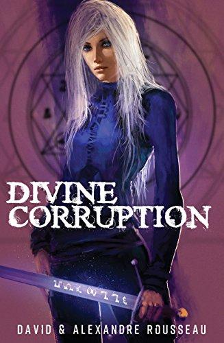 Couverture du livre Divine corruption: Déviance