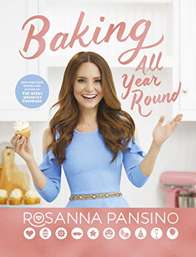 Baking All Year Round: From the author of The Nerdy Nummies Cookbook (English Edition) (Halloween-party Kid Fun Foods)