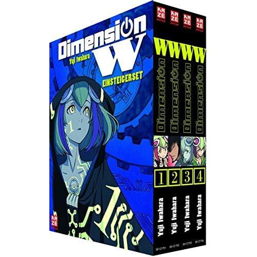 Dimension W - Einsteigerset: Band 1 - 4