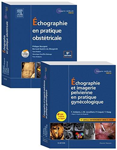 Echographie en pratique gynécologique et obstétricale - Pack 2 tomes par Yves Ardaens