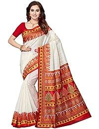 Ishin Bhagalpuri Art Silk White Party Wear Wedding Wear Casual Daily Wear Festive Wear Bollywood New Collection...