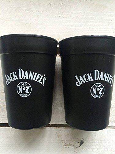 6x Jack Dabiels Cup Becher 0,3l -