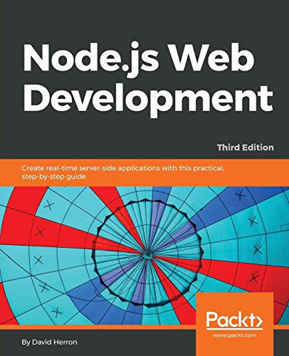 Download Pdf Books Node Js Web Development Create Real Time Server Side Applications With This Practical Step By Step Guide 3rd Edition By David Herron Full Pages Ebook Populer Get