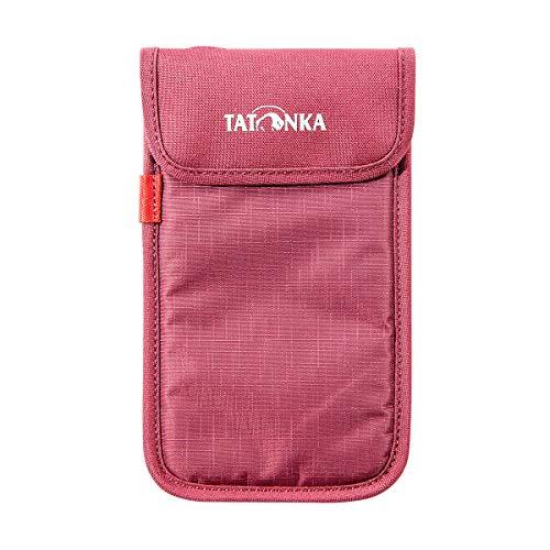 Tatonka Smartphone Case XXL Tasche, Bordeaux red 11 x 18,5 x 1 cm