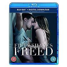 Fifty Shades Freed (Blu-ray + digital download) [2018] [Region Free]