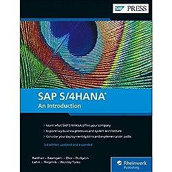 SAP S/4HANA: An Introduction (SAP PRESS: englisch)