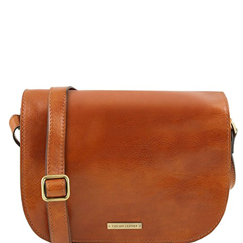 Tuscany Leather Rachele - Borsa a tracolla in pelle - TL141482 (Miele) Miele