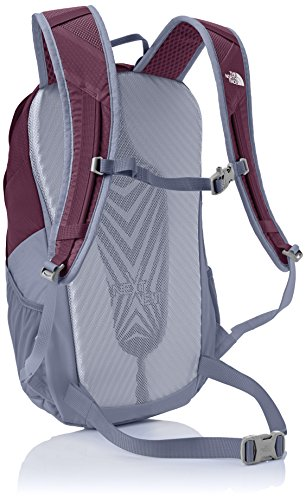 The North Face Unisex Kuhtai 18 Rucksack Blackberry Wine/Folkstone Grey