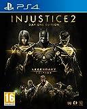 #6: Injustice 2 - Legendary Steelbook Edition (PS4)