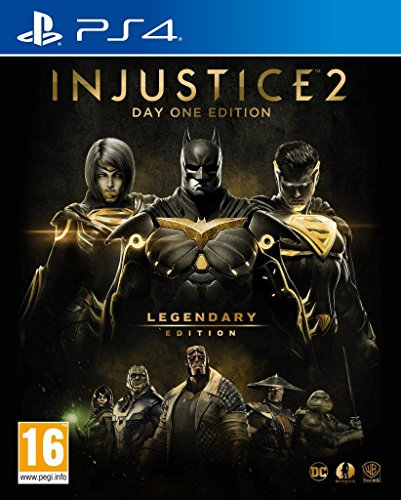 Injustice 2 – Legendary Steelbook Edition